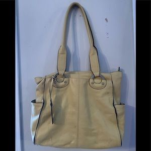 4 FOR $50 B.Mackowsky leather bag
